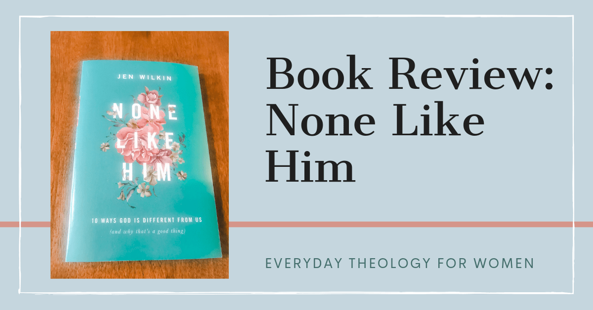 Book Review: Wilkin's None Like Him